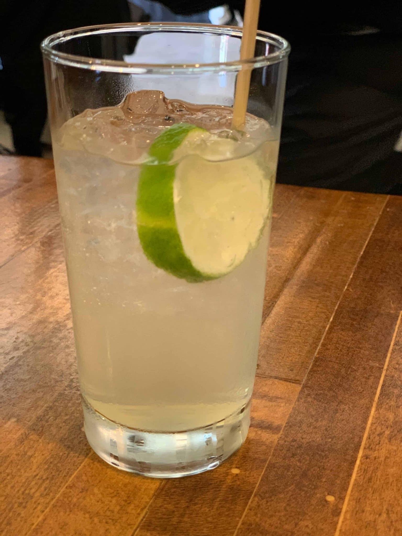 ginger rita cocktail